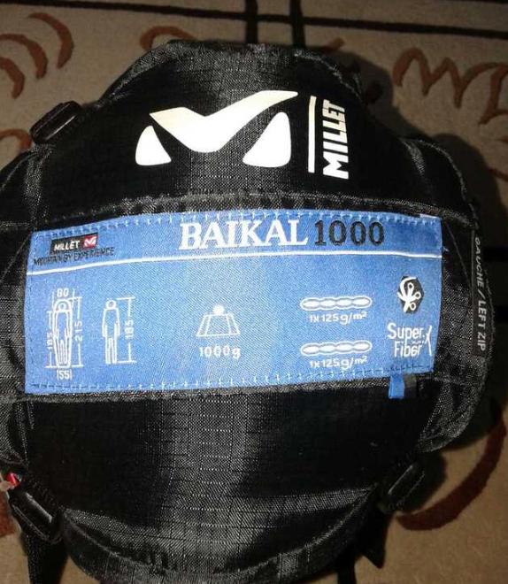 Millet Baikal 1000