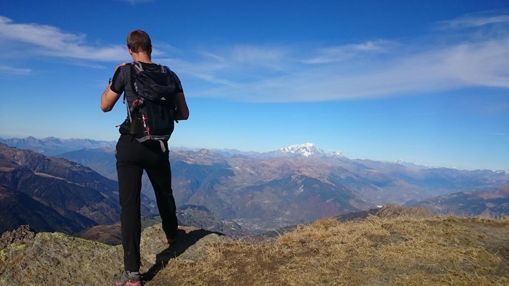 Quechua forclaz air + 20L