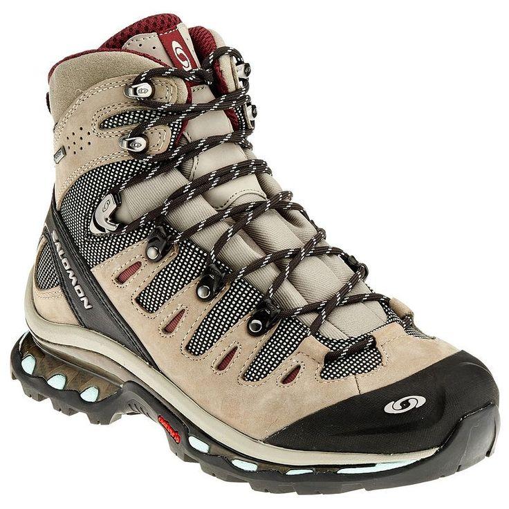 Chaussures randonnée Salomon Quest 4D GTX