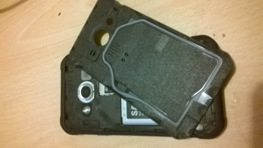 samsung X-Cover 3