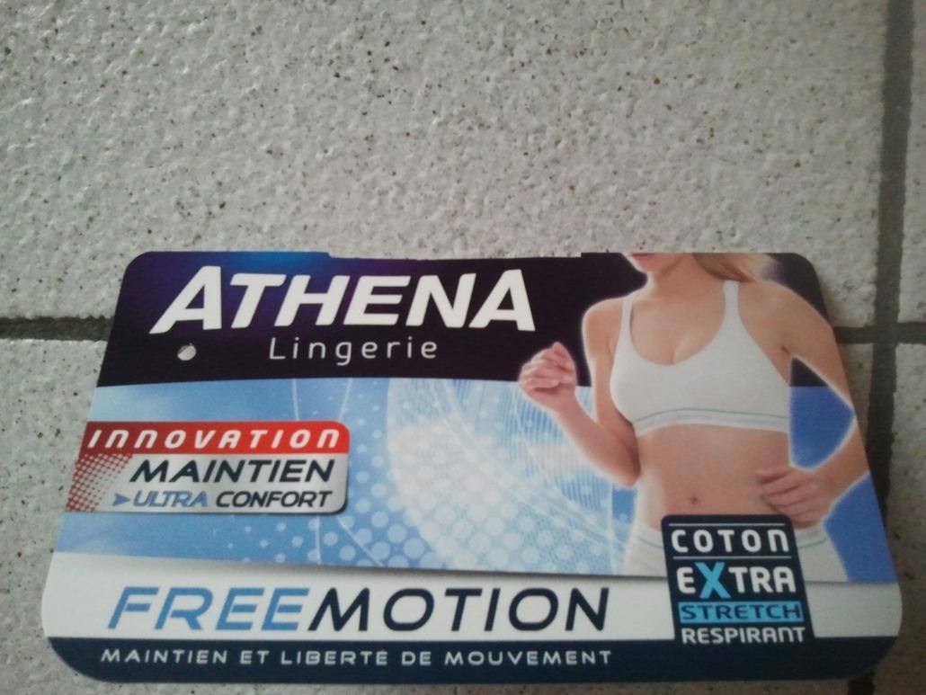 Athena FREEMOTION