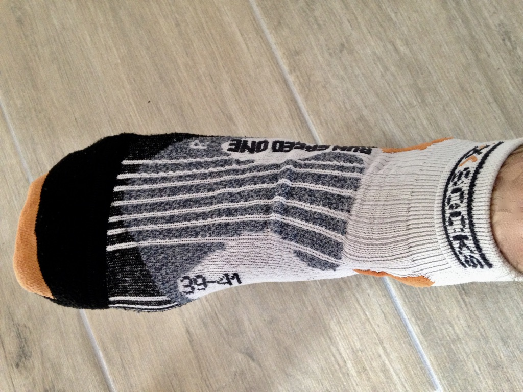 Xsocks CHAUSSETTES HOMME X-SOCKS SPEED ONE
