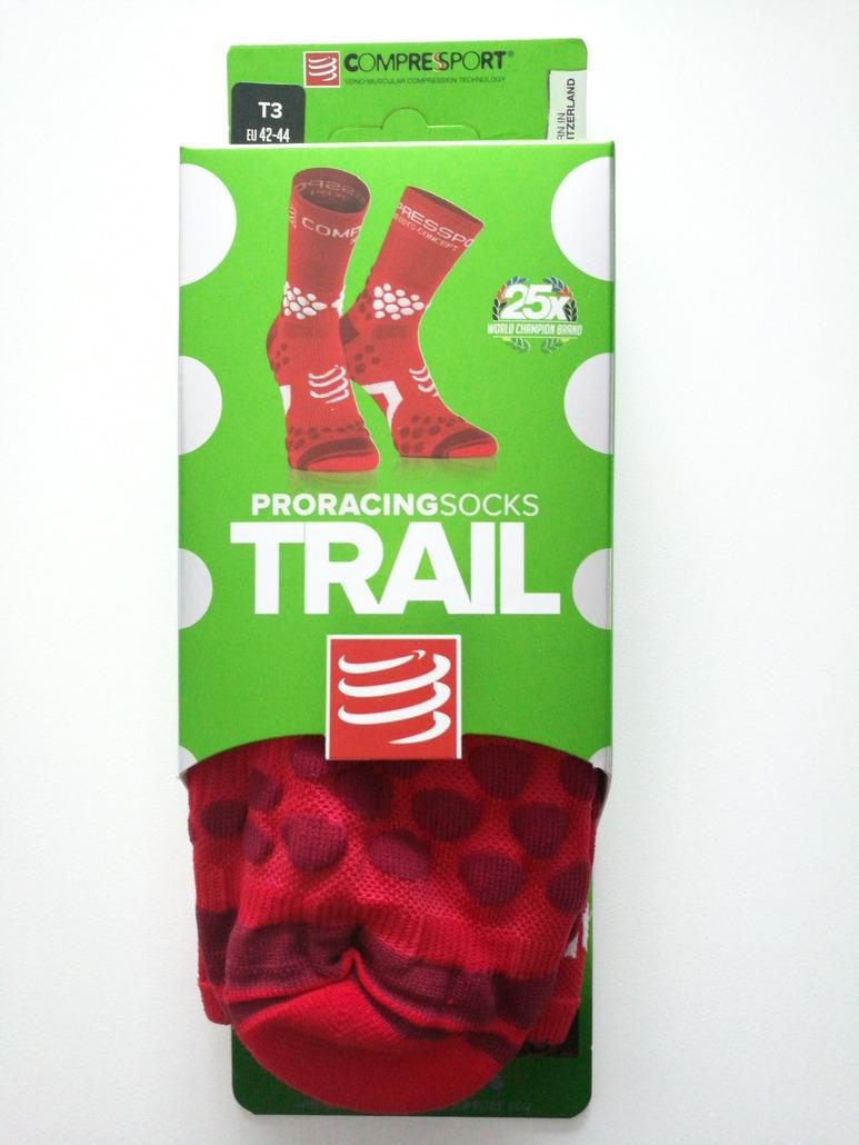Compressport Pro Racing Socks 2.1 trail