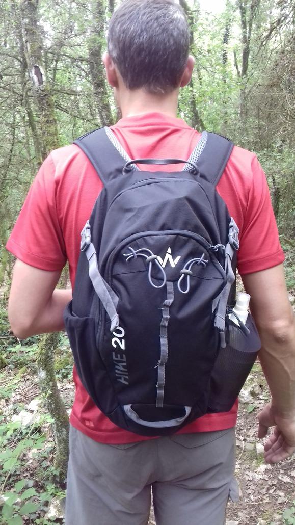 Wanabee Hike 20