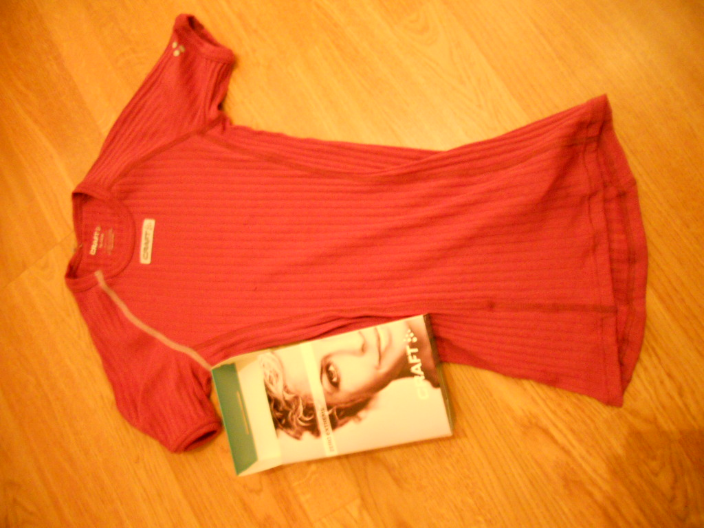 Craft Maillot manche courtes craft active