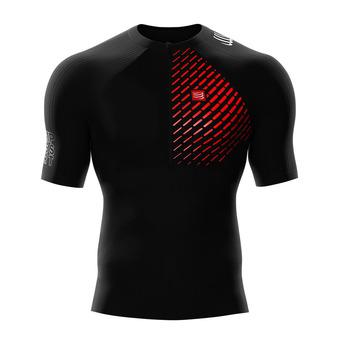 Compressport Running postural short sleeves top