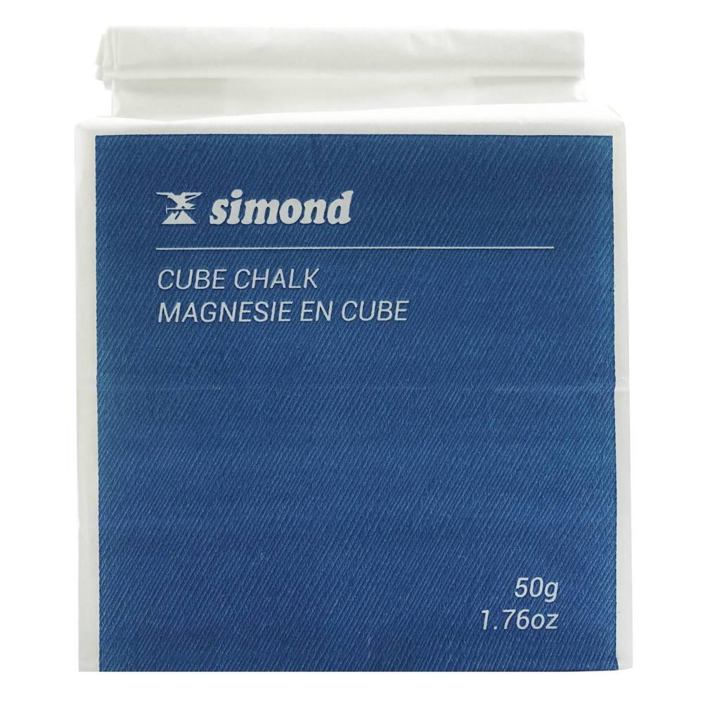 Simond Magnésie bloc 50g