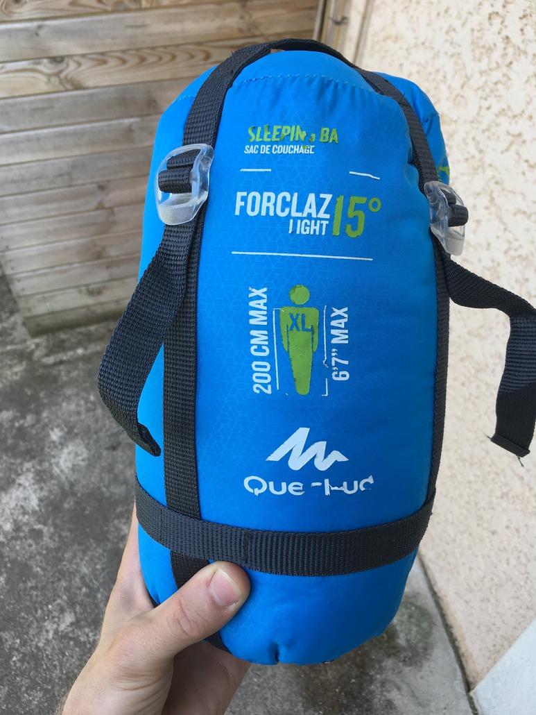 Quechua Forclaz 15° light