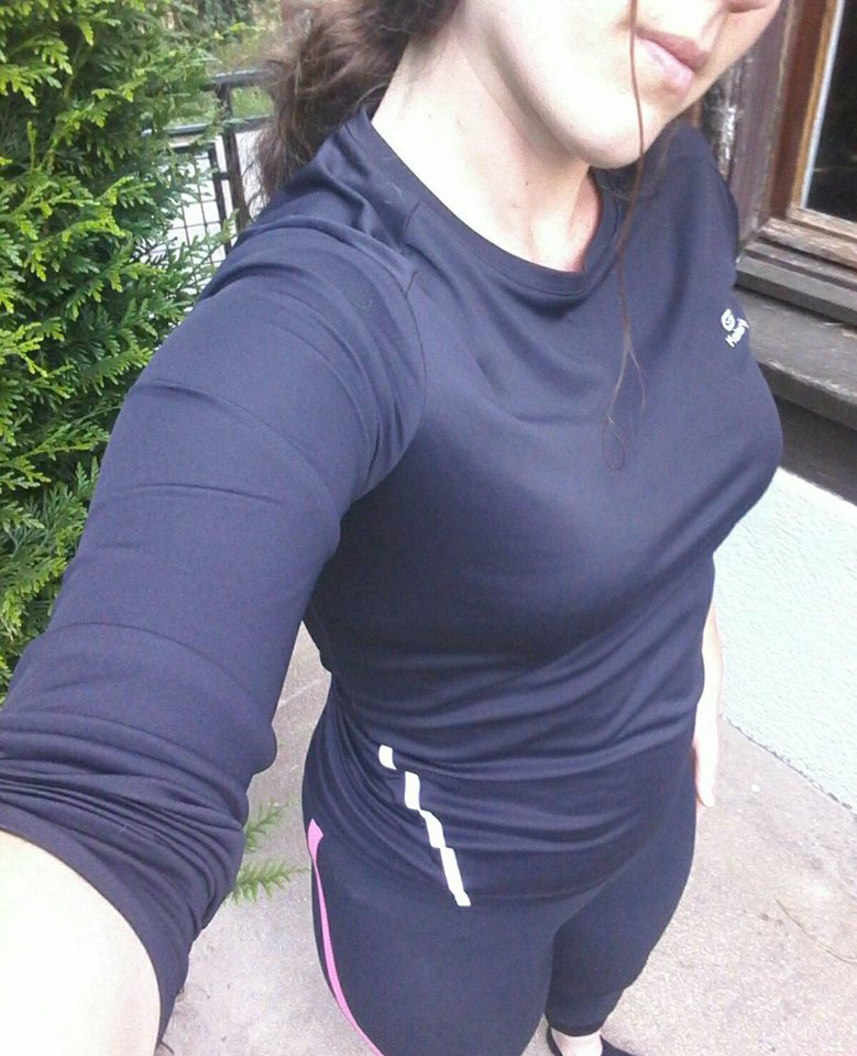 Kalenji Tee Shirt Manches longues Sun Protect