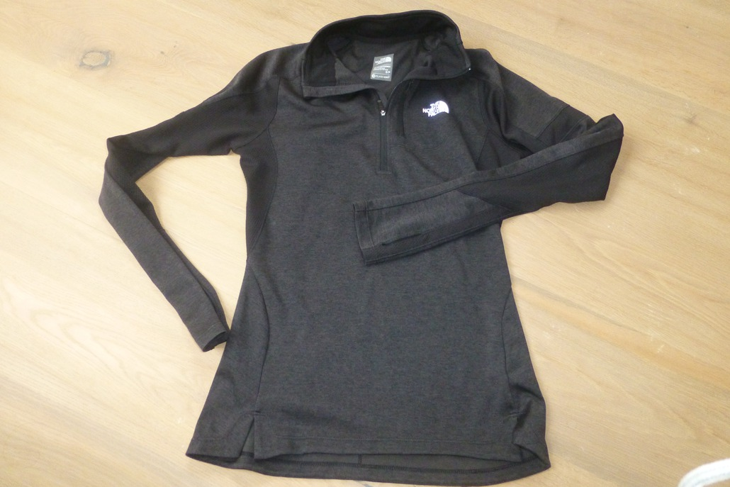 The North Face t-shirt Flashdry