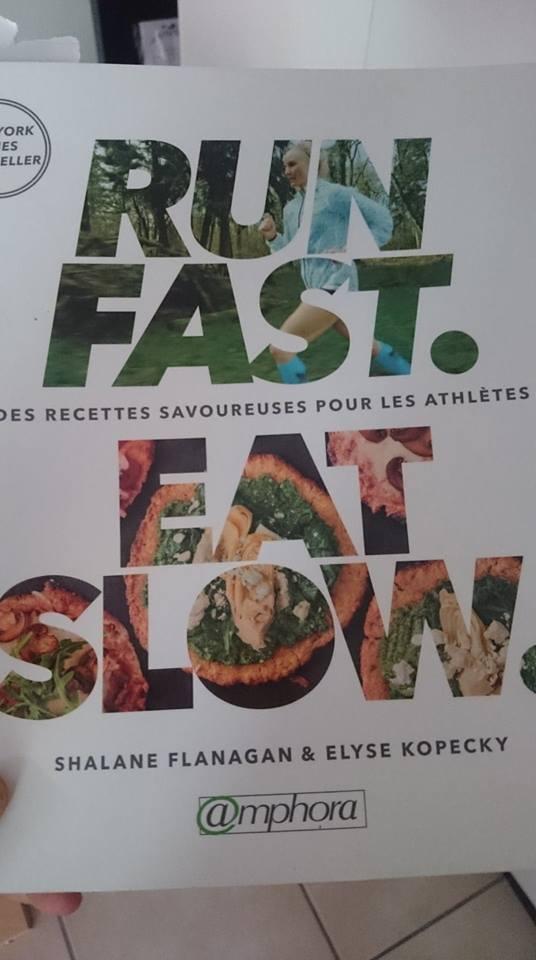Edition Amphora Run fast. Eat slow