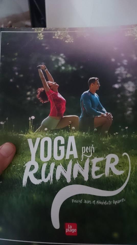 Edition La plage Yoga for runner