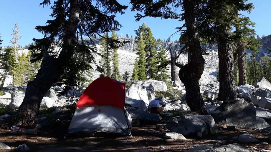 Embark 2-person tent