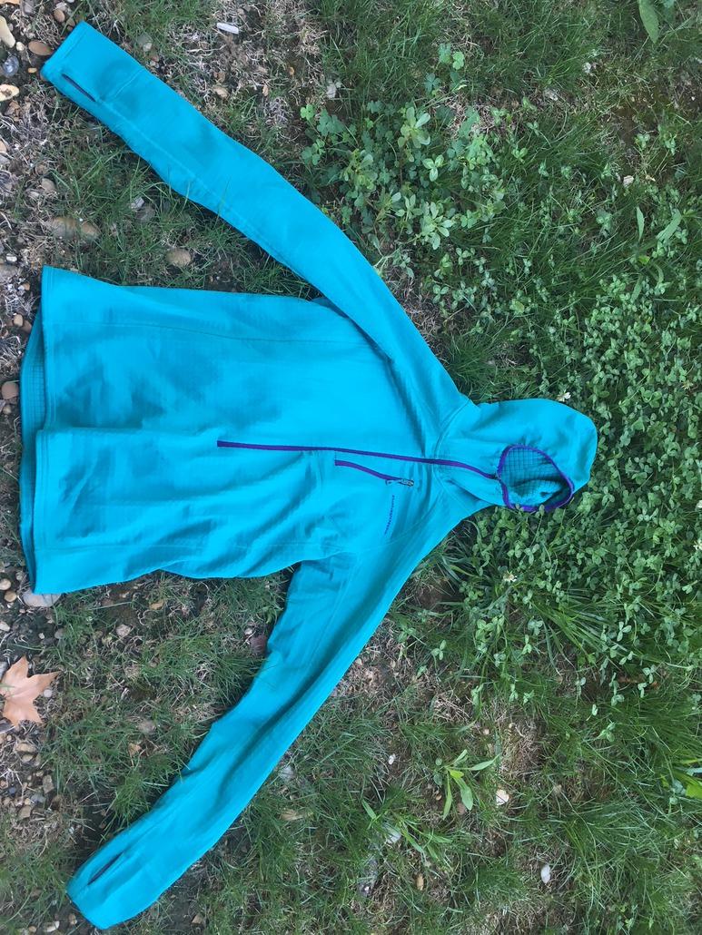 Patagonia R1 Fleece Hoody