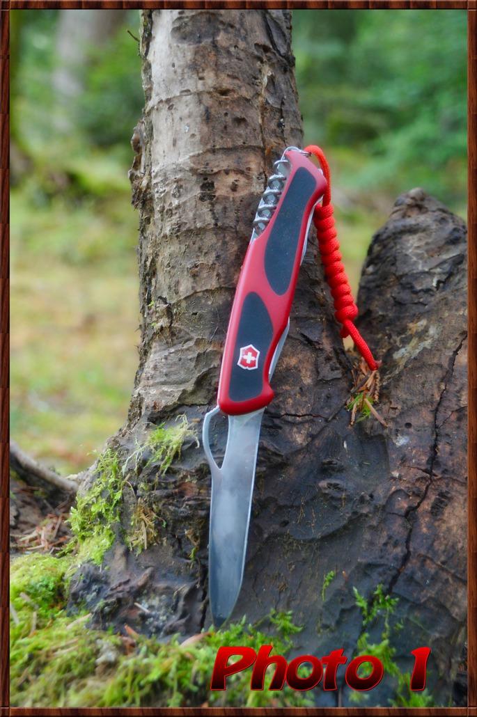 Victorinox Couteau Delémont Rangergrip 79