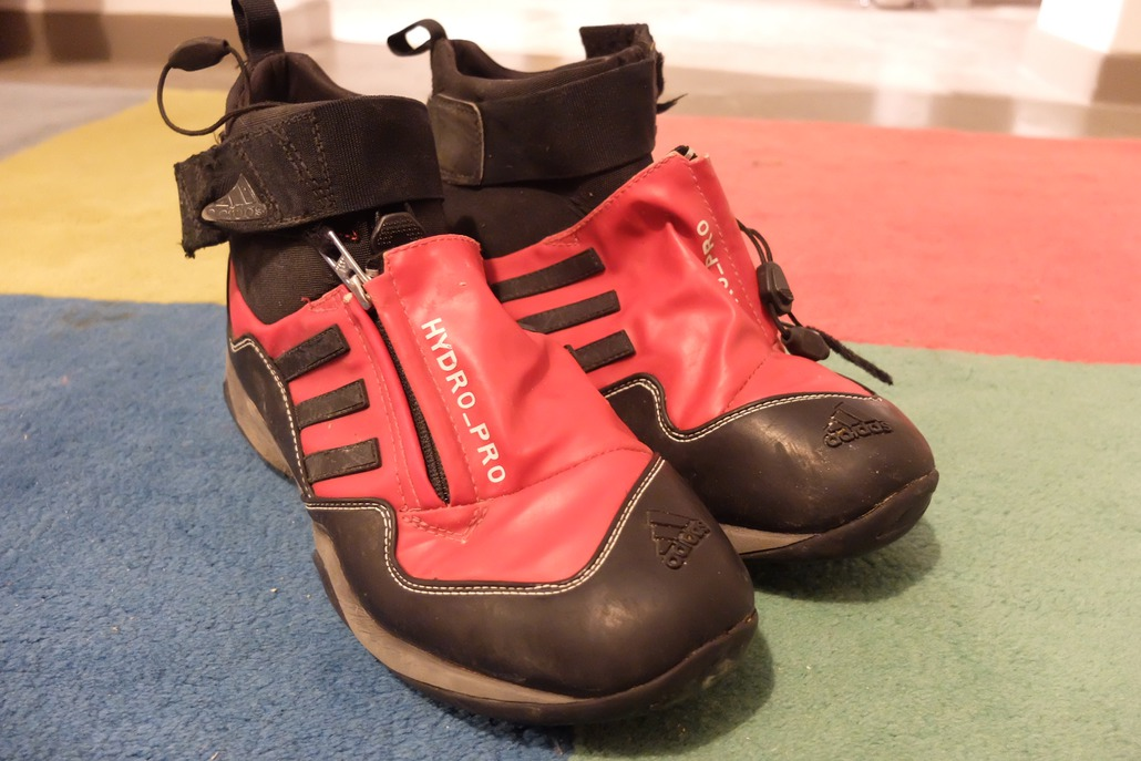 Avis Adidas Hydro Pro