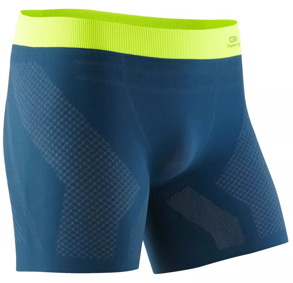 Kalenji Boxer Running Homme sans couture