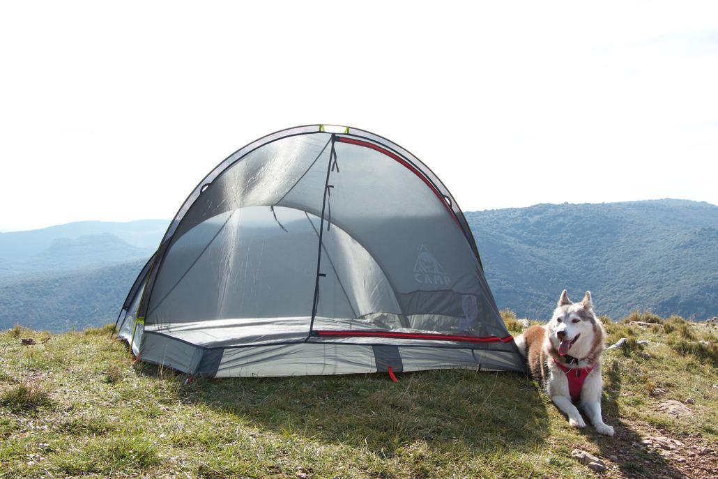 Camp Minima 3 SL : Spacieuse, légère, compacte, Camp a réussi un tour de force