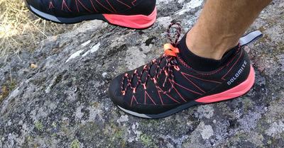 Dolomite Crodarossa : l'avis des testeurs