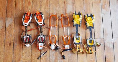 Alpinisme : bien choisir ses crampons