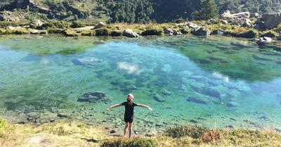 Vivre le temps d'un été à Valmeinier