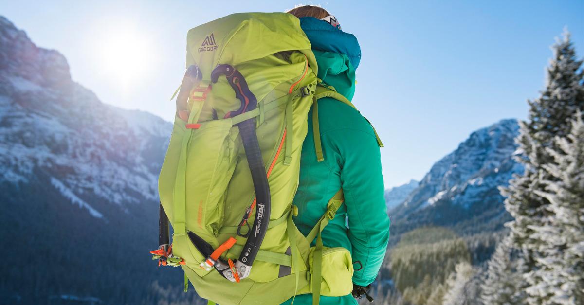 Test Privé - Sac à dos Gregory Alpinisto 35