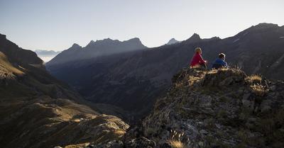 A la découverte du Trek Nature Grand Paradis Vanoise