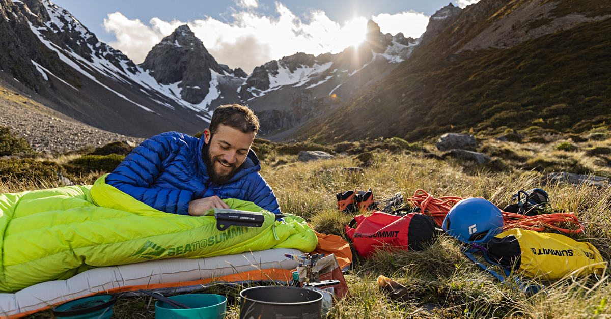 Test Privé - Matelas Sea to Summit Ether Light XT