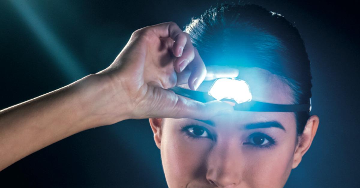Test Privé -  Lampe frontale Petzl Iko Core