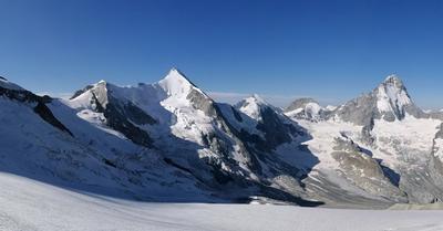 Tour du Besso par les glaciers