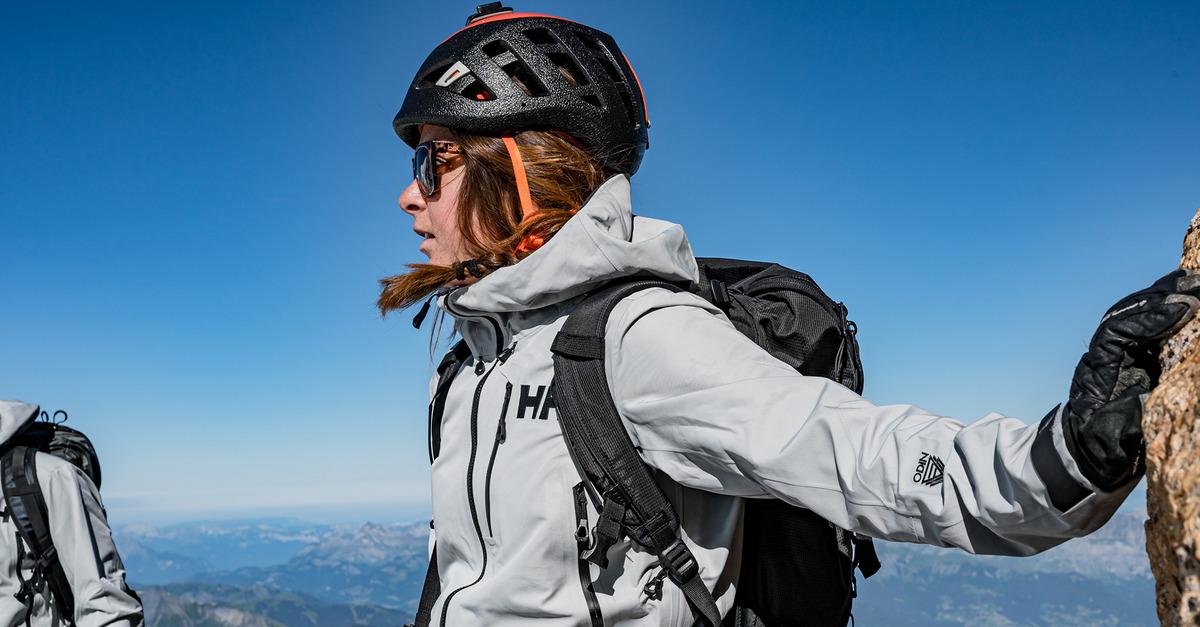 Test Privé -  Veste Helly Hansen Odin 9 World Infinity Shell Jacket