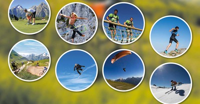 Les 2 Alpes Outdoor Festival - 23-25 juin 2017