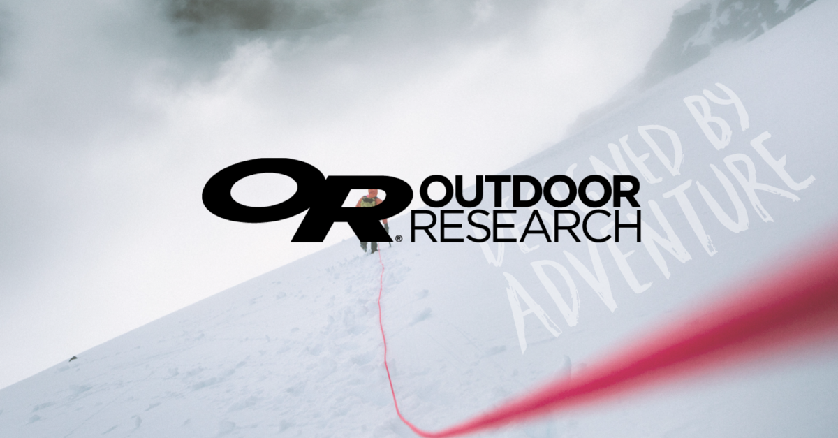 Test Privé - Outdoor Research