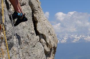 Comment choisir ses chaussons d'escalade?