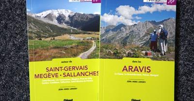 Deux nouveaux guides de randonnées chez Glénat