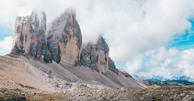 Dolomite - Crodarossa