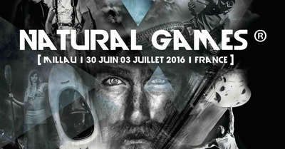 Natural Games 2016 : le programme