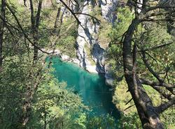 Natura Sentiero Val Falcina