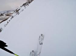 Première sortie a ski de l'année !