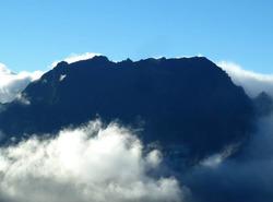 Le Piton des Neiges, ile de la Réunion