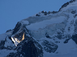 Glaciers de la Meije