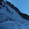 Sortie Cascade de glace
