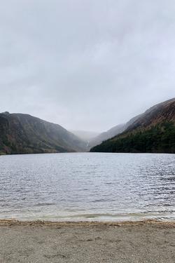 Randonnée Glendalough - Irlande