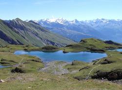 Lacs de la Forclaz