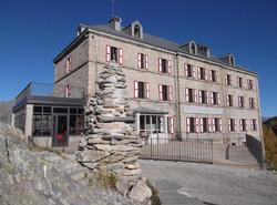 Balcon nord de Chamonix