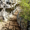 Sortie Cascade d'Angon et Pont des Fées