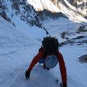 Sortie Alpinisme au Col Est du Pelvoux