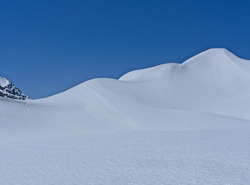Dunes neigeuses
