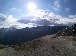 Pralo Vu du ciel (trail 30km)