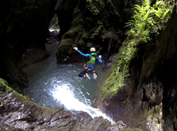 Canyon du Canceigt